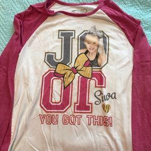 Jojo Siwa long sleeve shirt